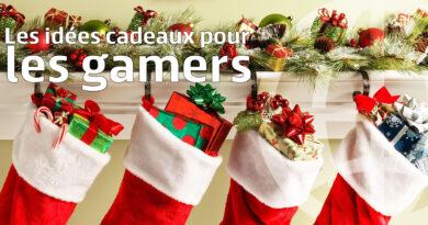 Idées Cadeaux Gamers