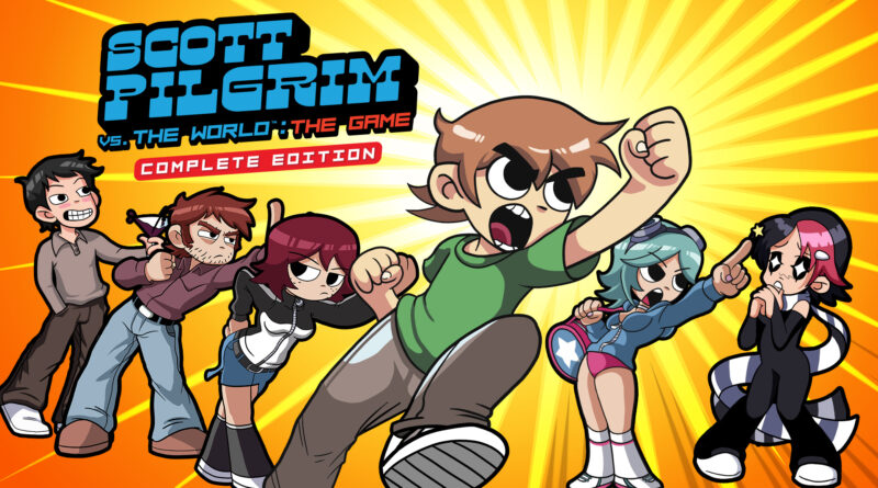Scott Pilgrim vs The World: Complete Edition