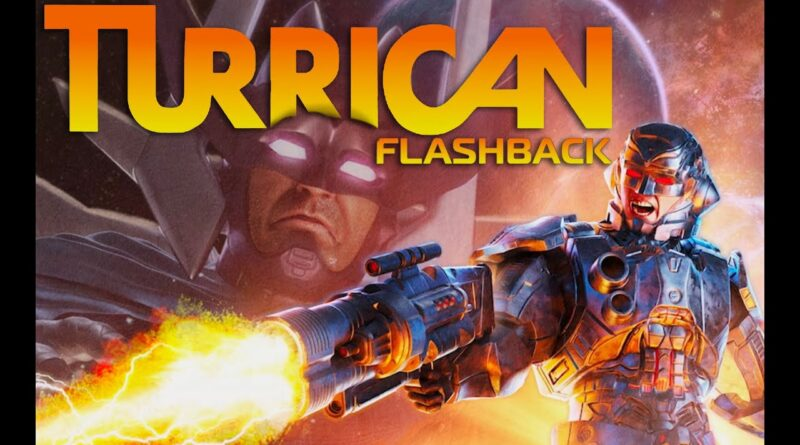 Turrican Flashback Collection