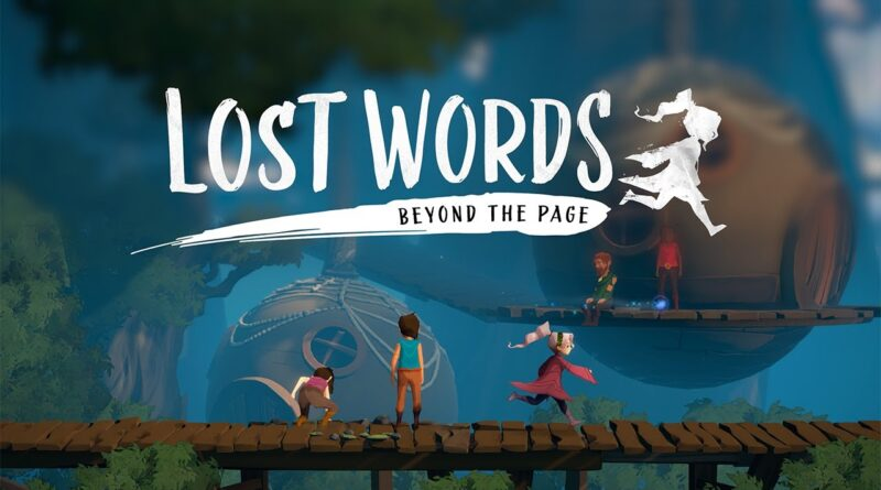 Lost Words: Beyond the Page