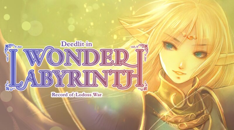 Deedlit in Wonder Labyrinth