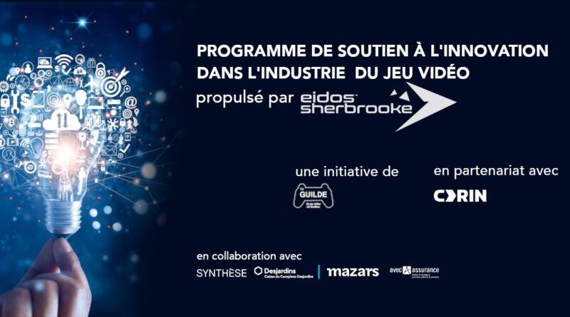 Programme de soutien à l'innovation dans l'industrie du jeu vidéo