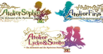 Atelier Mysterious Trilogy DX