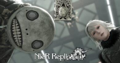 NieR Replicant v.1.22