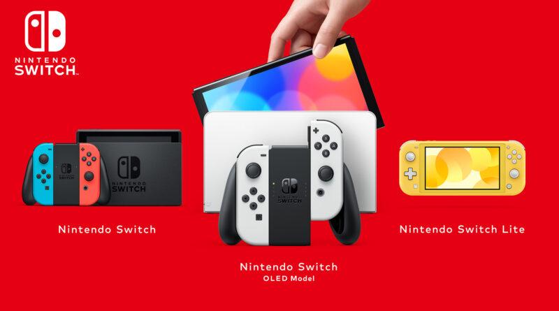 Famille Nintendo Switch