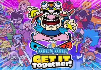 WarioWare Get It Together!