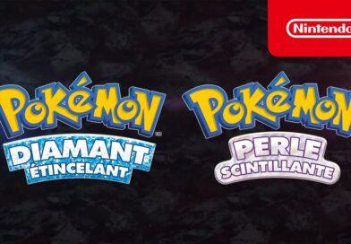 Pokémon Diamant Étincelant et Pokémon Perle Scintillante
